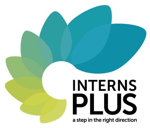 interns plus logo